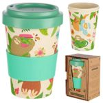Bought-with-Thought-Bambootique-Eco-Friendly-Sloth-Design-Travel-CupMug-B07NDMVNWM